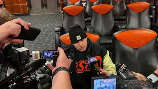 OSU Football: Rodriguez on Bedlam loss