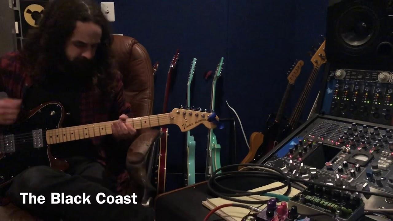 The Black Coast - The Entertainment (Caught Me by Surprise)