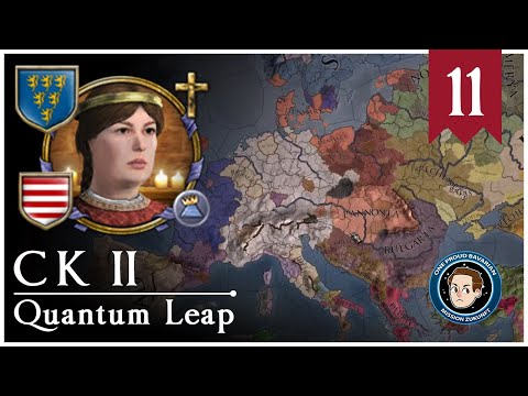 CK2: Quantum Leap #11 - The Queen Strikes Back.