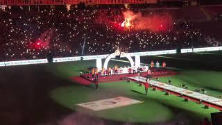 Galatasaray İmza Töreninde  RADAMEL FALCAO GELİYOR stad kopuyor