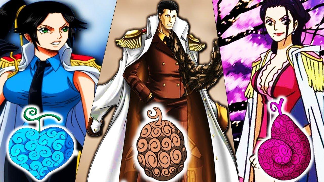 One Piece Admiral