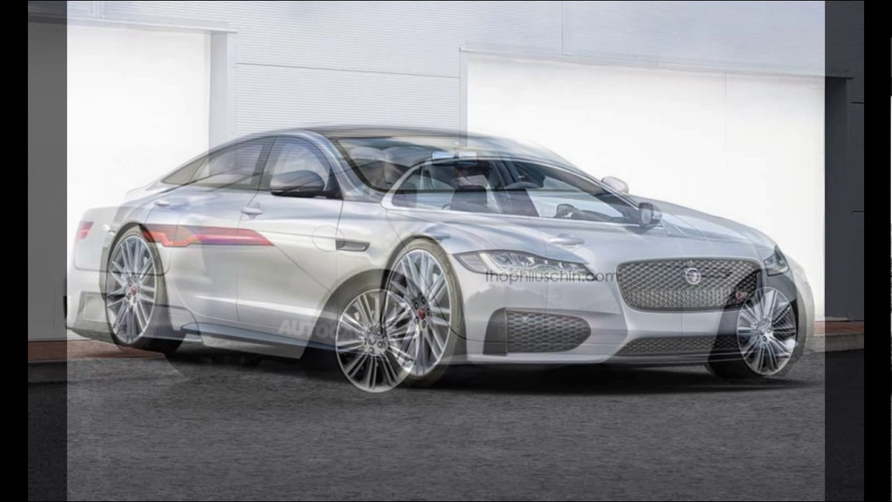 2019 Jaguar New Xj Concept Youtube