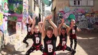 Beyonce - PARTITION || BRATZ Crew || choreography : Shaked Avisar