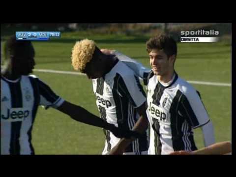 Campionato Primavera: Juventus - Udinese 4-0