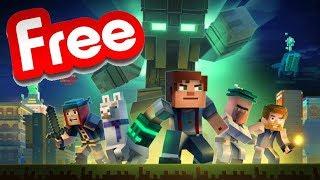 Gry za darmo #16 - Minecraft: Story Mode