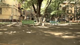 Абельмановская ул. дом 7 и его окрестности.