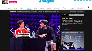 Bobby Cannavale on the Church, Sex-and-the-City, Al Pacino, Boardwalk Empire and karaoke