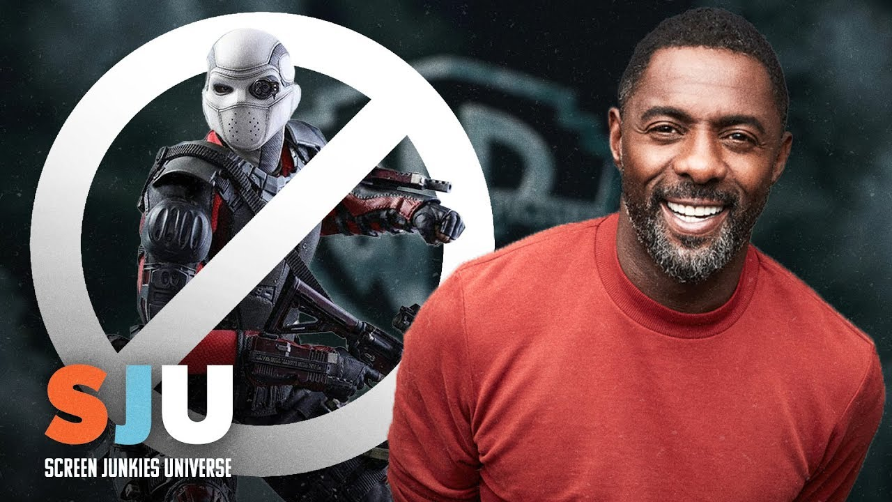 Who Is Idris Elba REALLY Playing In The Suicide Squad?