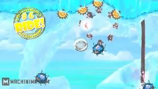 Rayman Origins 10 Ways To Travel Trailer [HD]333