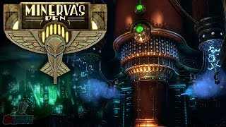 Bioshock 2 Minervas Den Part 3 (Ending) | Remastered DLC | PC Gameplay Walkthrough | Game Let