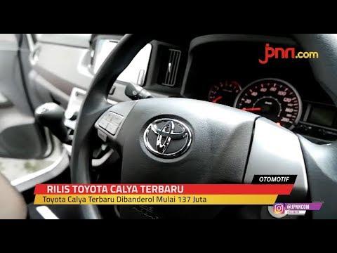 Toyota Calya Facelift Resmi Meluncur, Harga Mulai Rp 137.463.000