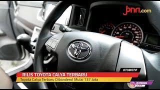 Toyota Calya Facelift Resmi Meluncur, Harga Mulai Rp 137.463.000 - JPNN.com