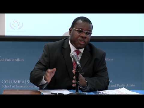 CGEP: Salvador Namburete, Energy Minister, Mozambique