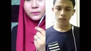 Tajul-Sedalam Dalam Rindu (COVER)duet TERBAIK SMULE