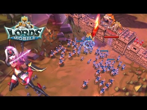 Lords Mobile Android Gameplay