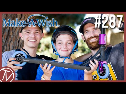 Custom Build #287 (ft. Owen Williams) [A Make-A-Wish Special] │ The Vault Pro Scooters