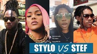 Stylo G DISS Steflon Don | Sheba Nah Leave KARTEL | Staynless Memories |