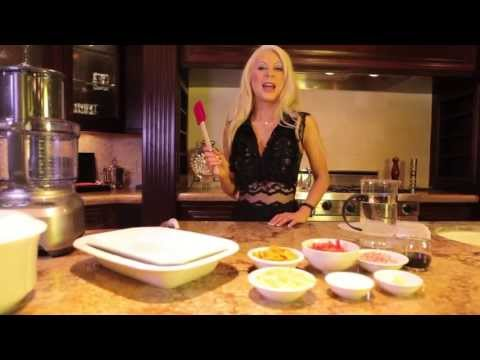 Raw Food Diet Healthy Recipes: Asian Vegetable Soup Base