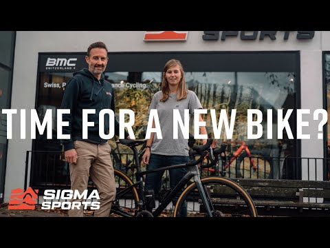 Why Buy A Bike From Sigma Sports?