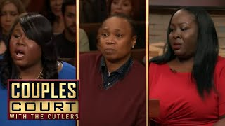 Woman To Woman To OTHER Woman! Wife Thinks Wife is Cheating With Ex (Full Episode) | Couples Court