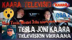 Tesla-Joni Kaara Televisiossa, osa 2 - Joni puikoissa - mitä Teslalla ajaminen maksaa?