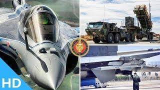 Indian Defence Updates : 148 Rafale Order Planned,Astra Mark 2 on AMCA,SFDR based BVRAAM