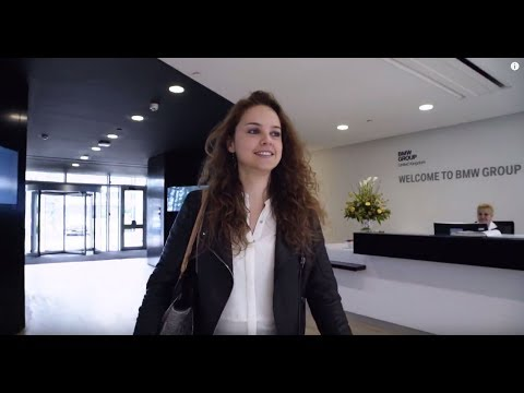 Graduate Story: Isabel Talks About Her Job At BMW Group UK