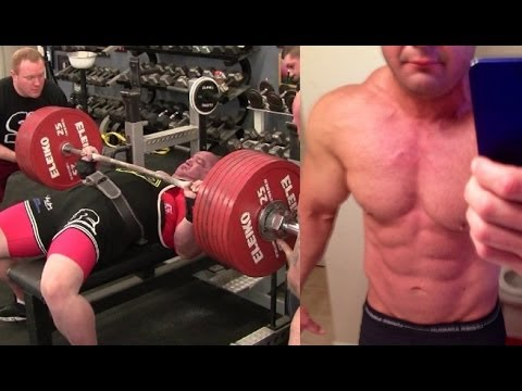 Mark Bell Powerlifting 101 Raw Uncut Interview Image