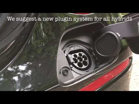 We want to reinvent the plug-in hybrid charging system