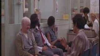 Cheech and Chong at the Welfare Office (Complete Clip)