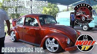 4ta Fiesta Volchera Del Mayab 2017