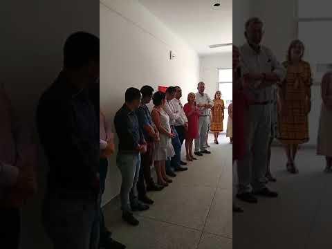Inauguração do Prédio da UFAL em Santana do Ipanema em 15.01.2020
