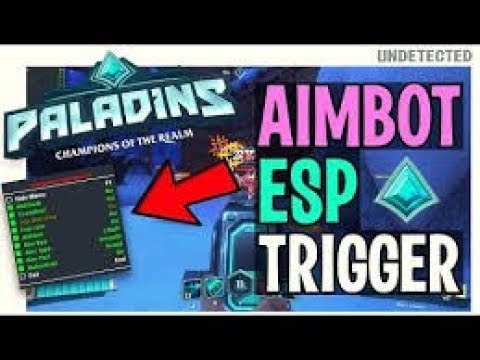 FREE Paladins Multihack 16th August 2017(Wallhack,Triggerbot,etc.)[Always Updated/Undetected]