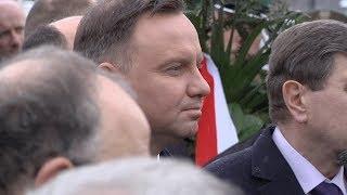 Wizyta Prezydenta RP Andrzeja Dudy w Wierzchosławicach