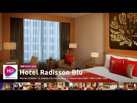 Hotel Radisson Blu Plaza New Delhi India - Hotel Videos