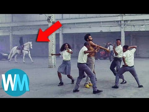 "Top 5 Things You Didn't Notice in Childish Gambino's ""This Is America"""