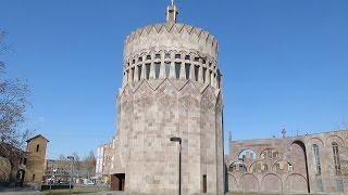 Yerevan, 24 03 17, Fr, Video 3, Ejmiatsin, Depi Mayr Tatchar