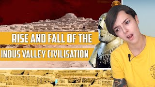 Rise and Fall of Indus Valley Civilization | REACTION!