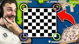 *new* l'Échiquier de la Mort sur Fortnite Battle Royale !