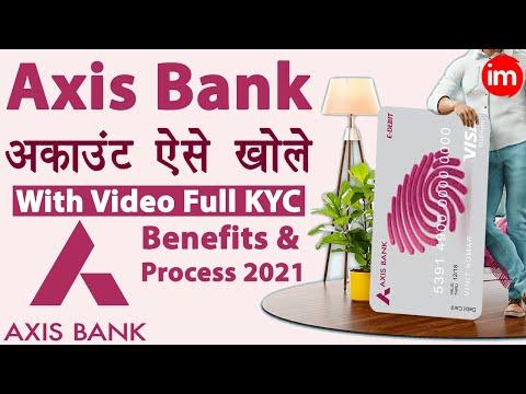 Axis Bank Account