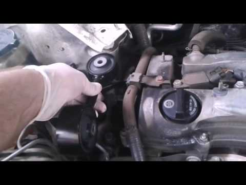 2003 2005 Highlander Upper Engine Mount Youtube