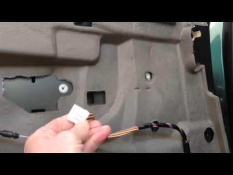 Ford ba front door actuator