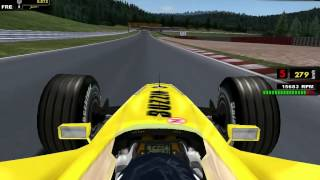 F1 Racing Championship Spa-Francorchamps Race (Windows)