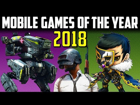 Top 10 BEST Mobile Games Of 2018! Mobile Game Of The Year Goes To...Best Free Android And IOS Games!