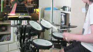 "SS: Expert Drums: ""Epidermis"" Played at 50% Speed, and Uploaded Double Speed!"