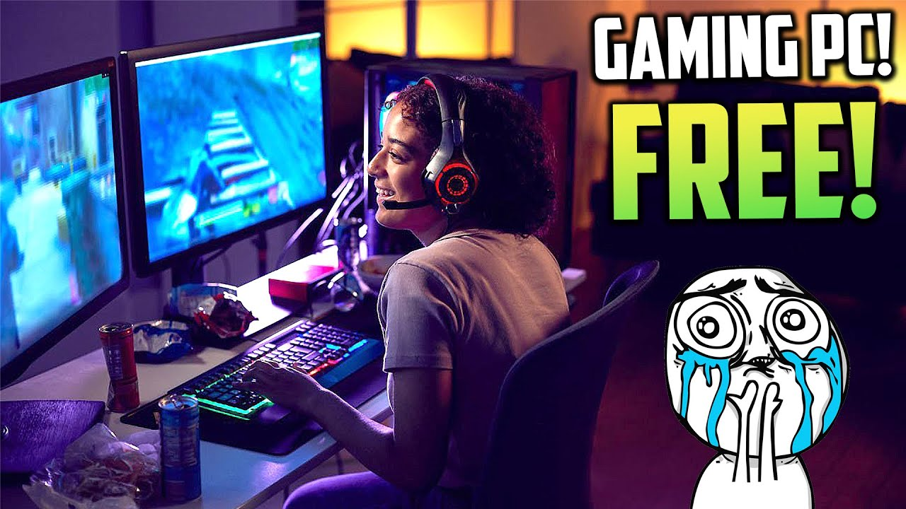 Download How To Get A Gaming PC For Free! Actually Works! 2020