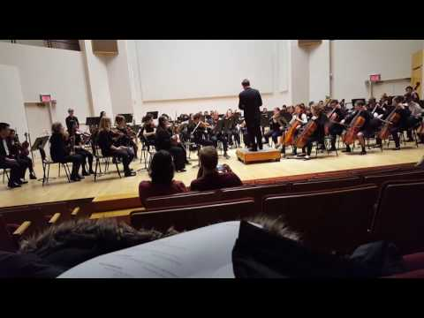Macalester College Orchestra Sleeping Beauty