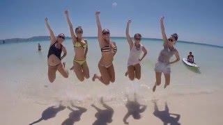 Our Boracay Wedding week 2016 Best Beach! GOPRO