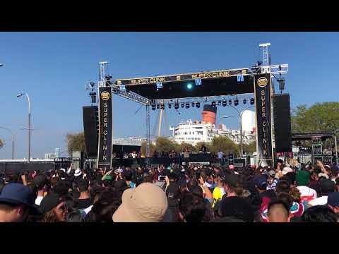 Earl Sweatshirt Live @ The Smoker's Club Fest 2018 [FULL SET]