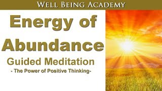Baixar Energy of Abundance - Love, Light, Bliss, Health and Material Wealth - Guided Meditation